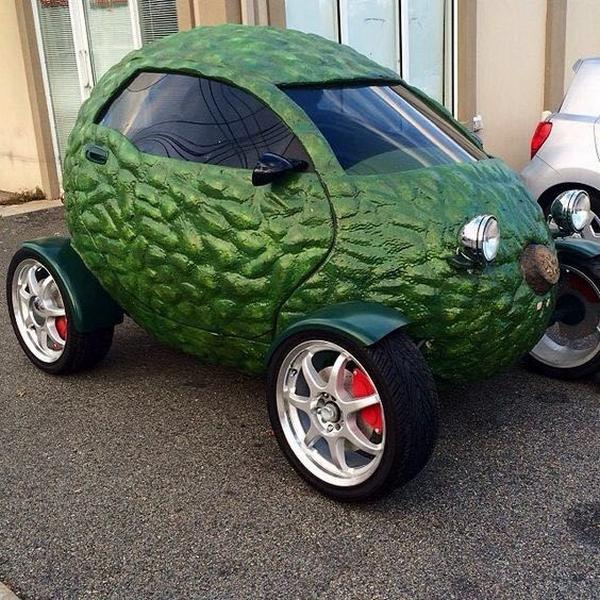avocado car