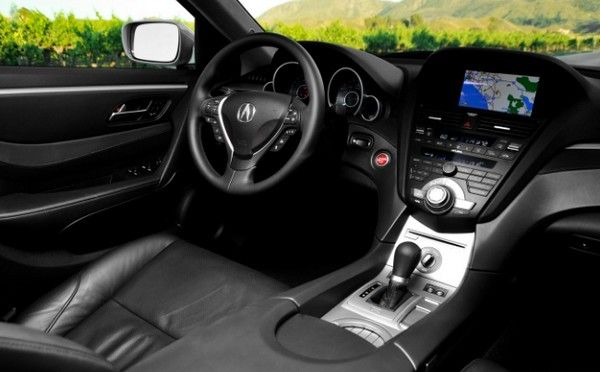Superior Acura ZDX 2010 Interior. The Acura Offers A Luxurious Cabin With A Standard  All Wheel Drive Great Pictures
