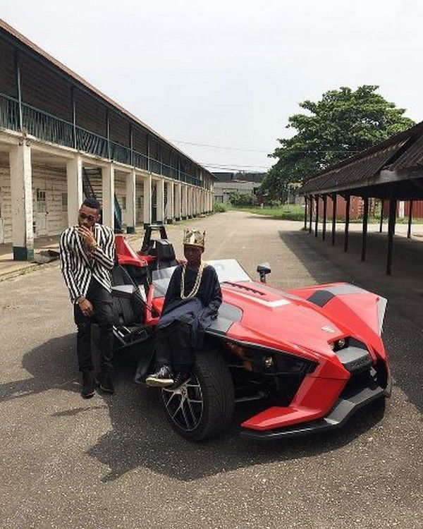 See Phyno Set of Cars