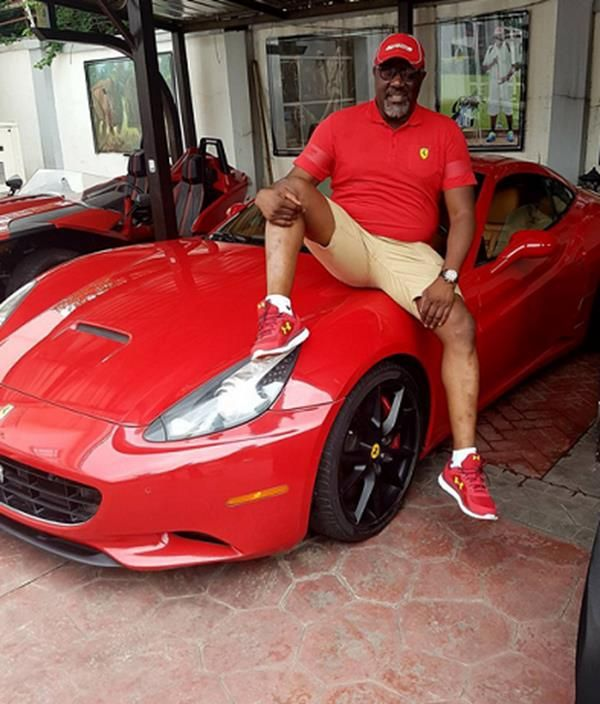 Dino-Melaye-Ferrari