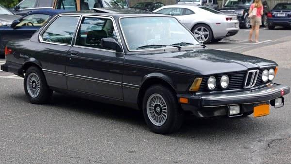 BMW 1981
