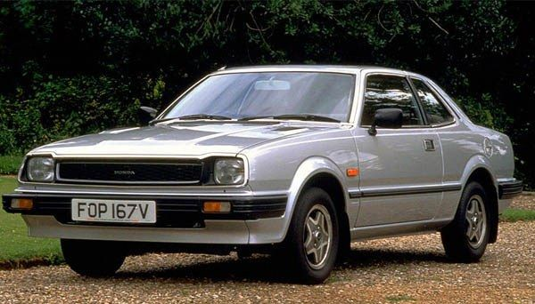 Honda Prelude 1982