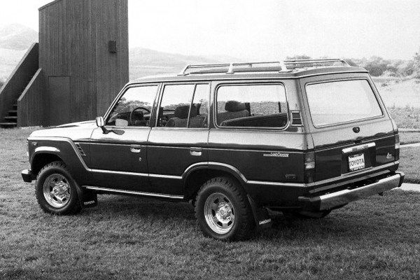 Toyota Land Cruiser FJ60 1981