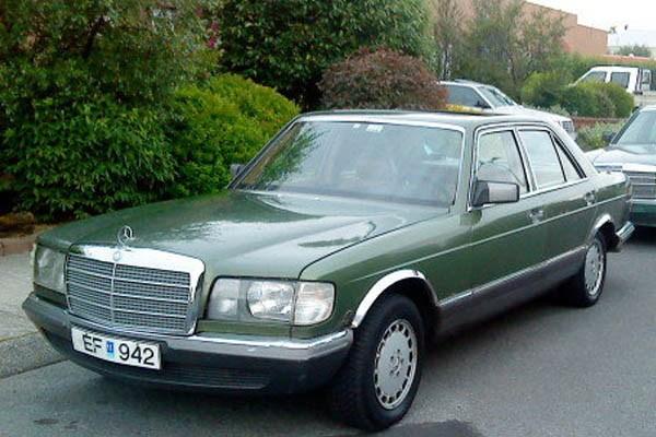 Mercedes Benz 280 1980
