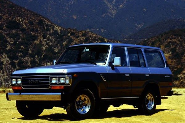 Toyota Land Cruiser 1987