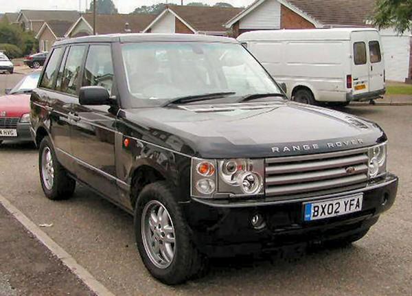 Range Rover - 2002