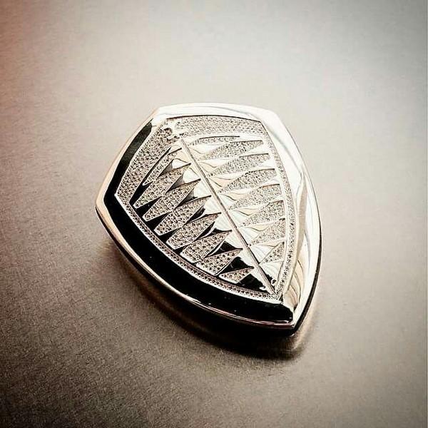 The Koenigsegg Regera's Key