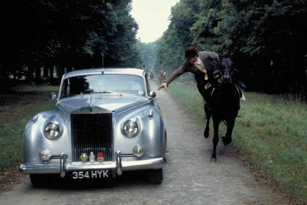 The Rolls-Royce Silver Cloud II in James Bond Film