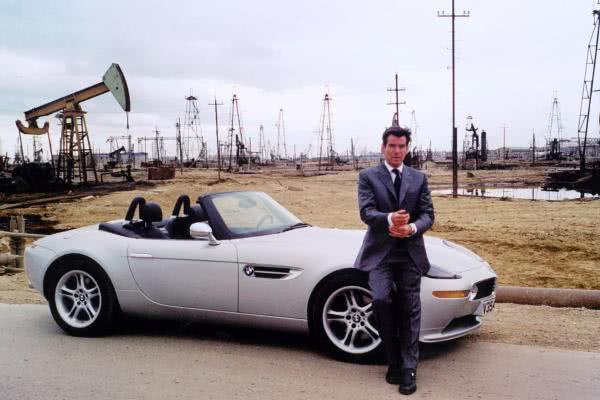 BMW Z8 and James Bond