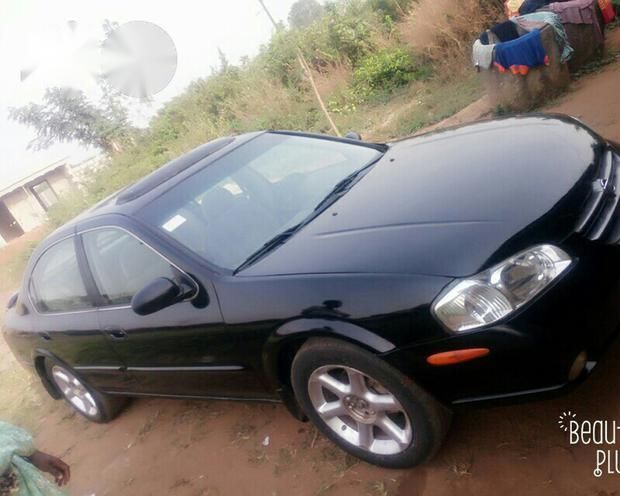 Nissan Maxima 2000 Black For Sale