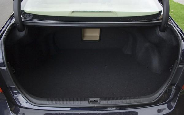 2007 Lexus ES 350 cargo