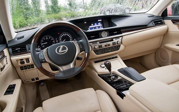 Lexus ES350 2007 interior
