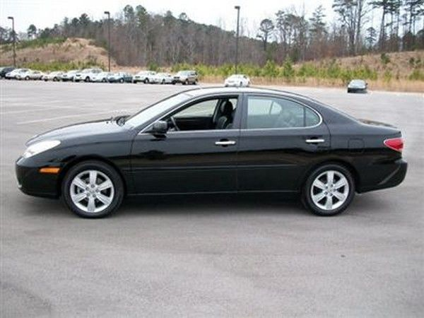2005 Lexus ES330 side view