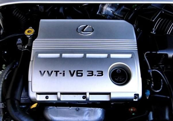 2005 Lexus ES330 engine