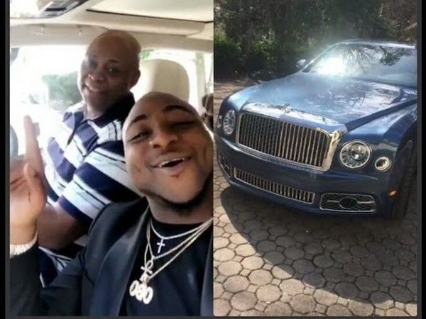All about Davido's father: cars, houses, private jet, net worth and