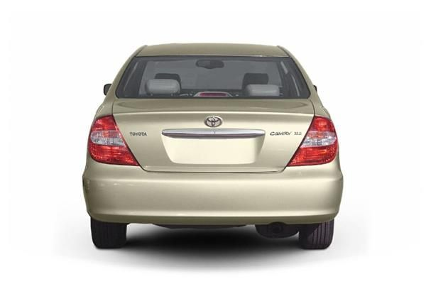 Toyota Camry 2005 rear view