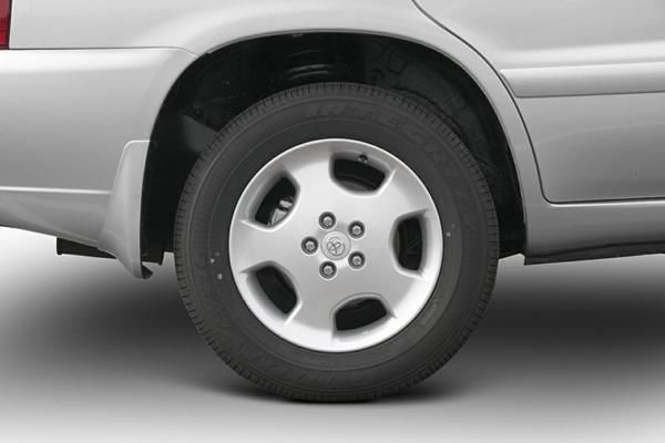 Toyota Highlander 2006 wheel