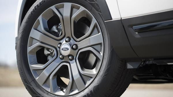 Ford Explorer 2018 wheel