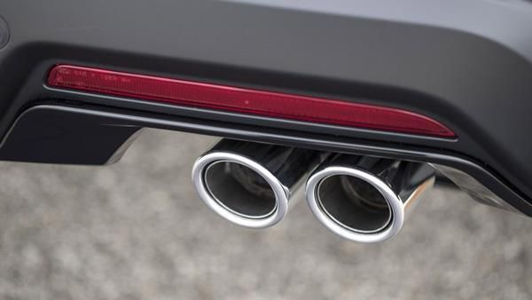 Ford Explorer 2018 exhausts