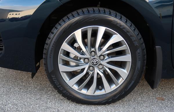 Toyota Corolla 2018 wheel
