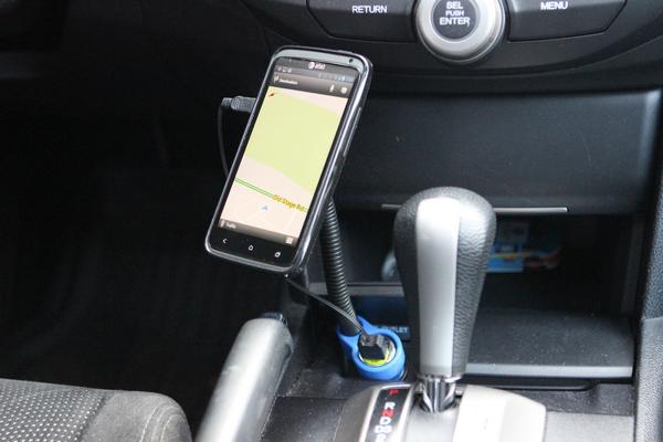 Cellphone mount
