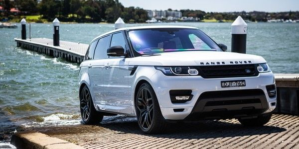 Latest updated Range Rover Sport Prices in Nigeria