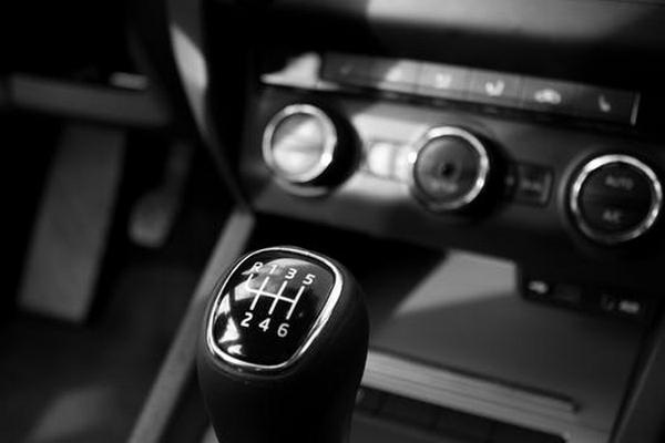 manual gearshift
