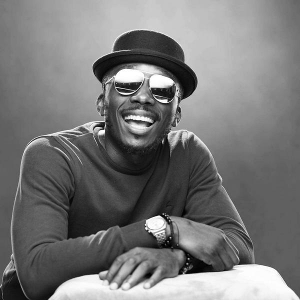 Portrait of Comedien Bovi Ugboma