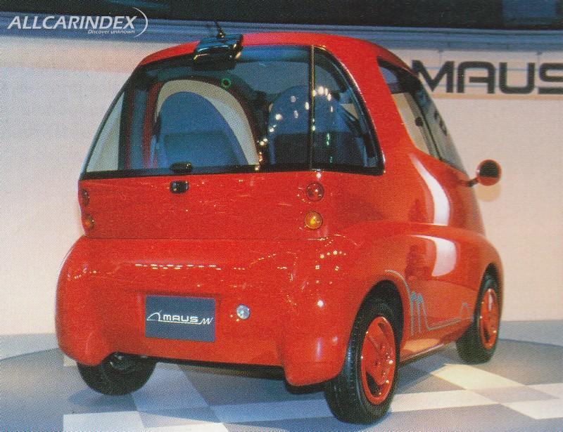 a Mitsubishi Mini Active Urban Sandal car