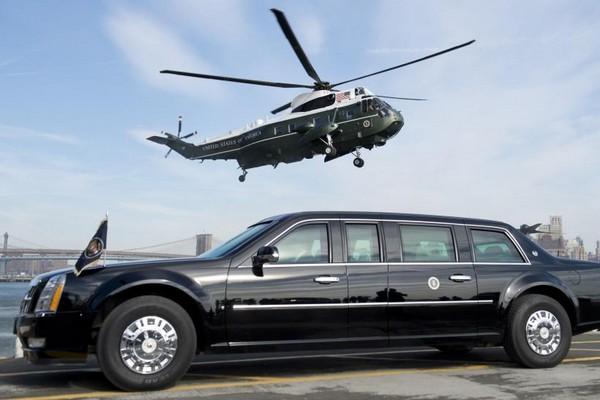 The US Beast car