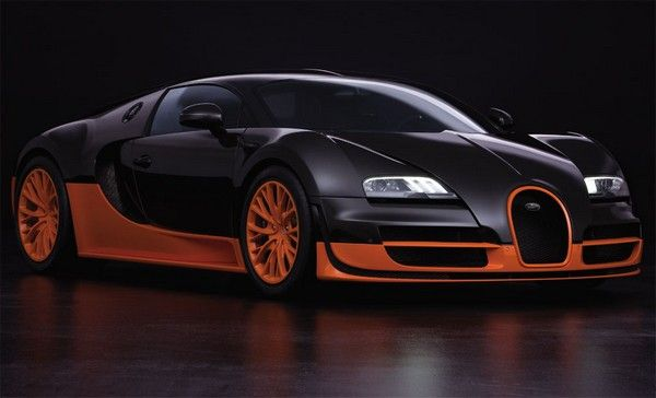 Bugatti Veyron Super Sport- one of the 10 fastest cars in the world