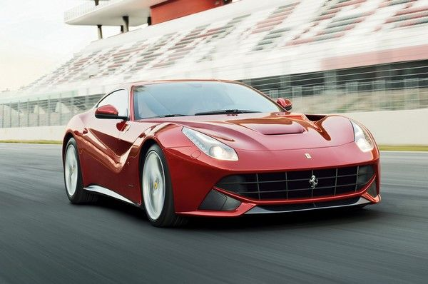 Ferrari F12 Berlinetta - one of the 10 fastest cars in the world