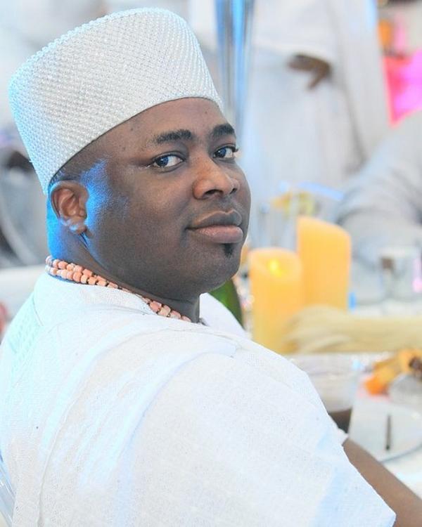 Saheed Ademola Elegushi (Kusenla III)