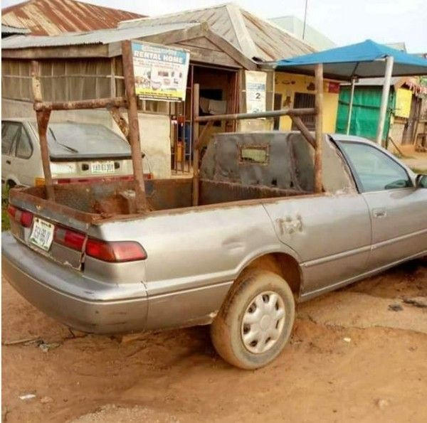 redesigned Toyota Camry