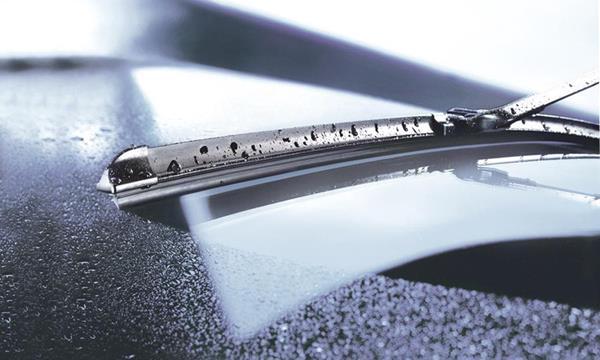 a windshield wiper