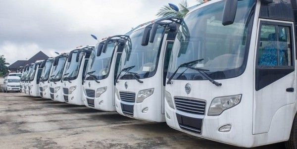 buses from Innoson company