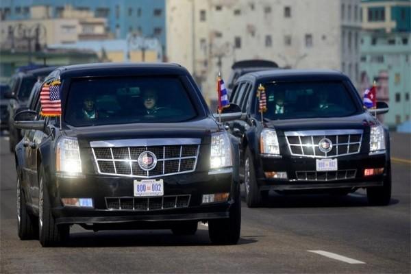 US President's car - The Beast