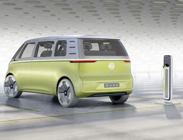 Volkswagen's latest microbus