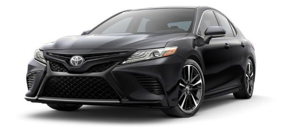 a toyota camry front