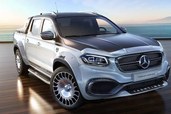 Check Out This Maybach Y Mercedes Benz X Class Naijauto Com