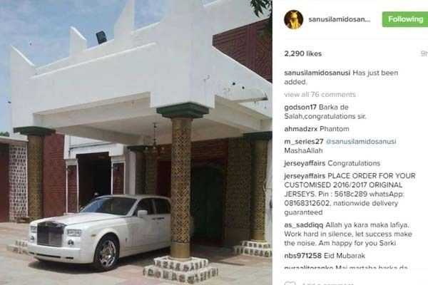 Kano's post about his car
