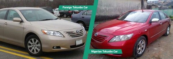Foreign used cars in Nigeria