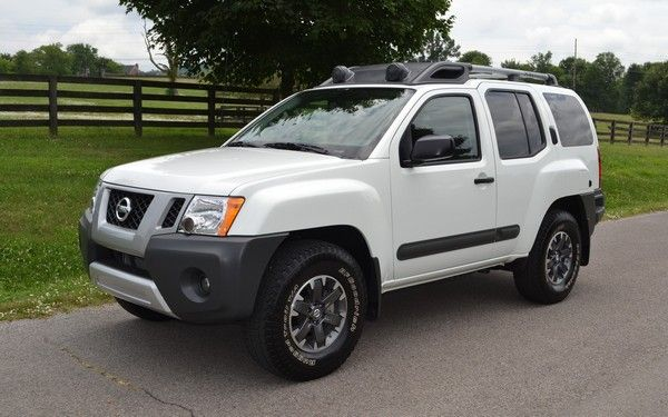 Nissan Xterra overall body style
