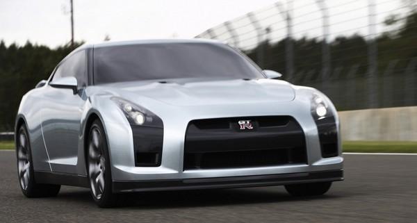 Nissan GT-R Concept 2005