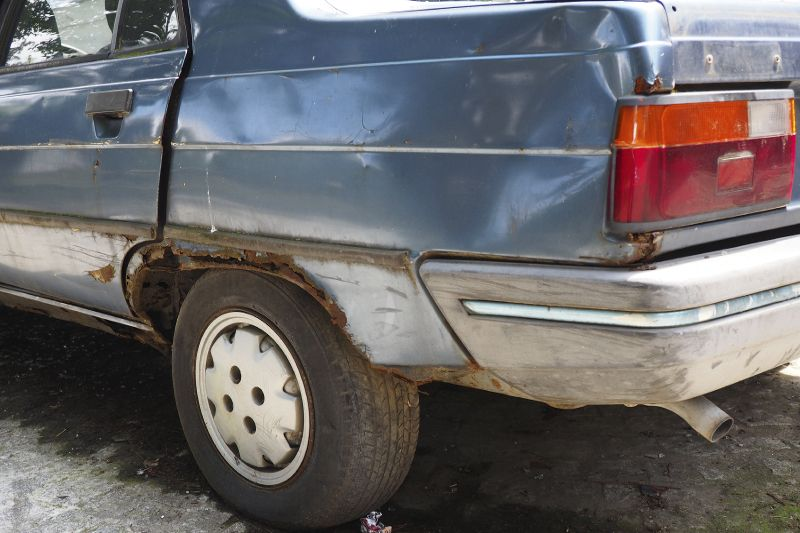 How to keep rust at bay from your car