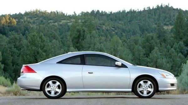 Honda Accord 2007 overall design