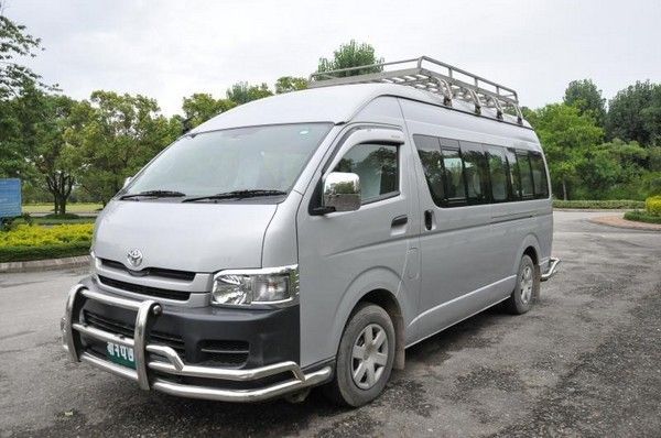 Toyota Hiace redesigned