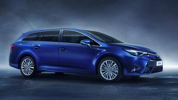 Toyota latest car design