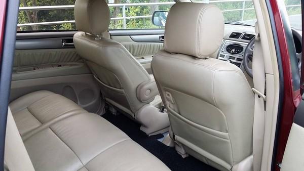 Toyota Picnic interiors