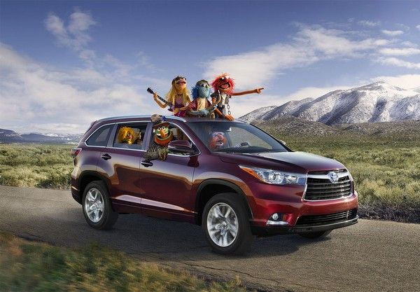 Toyota Highlander promo picture